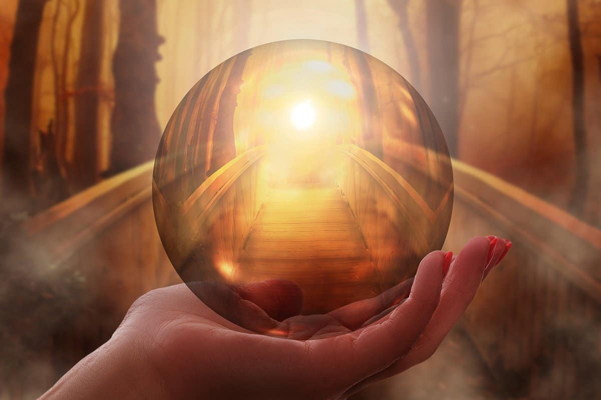 Channelling Crystal Ball