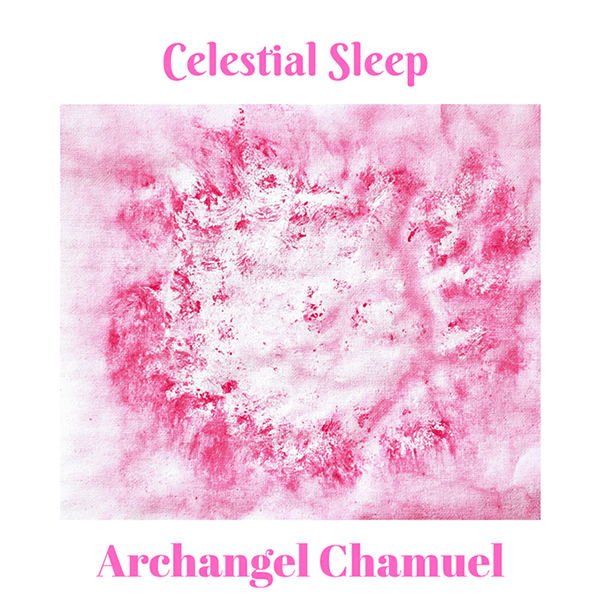 Celestial Sleep Angel Card