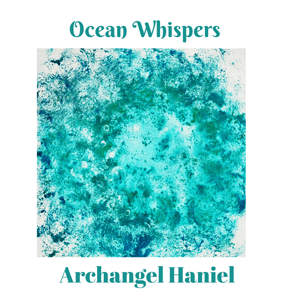 Ocean Whispers Angel Card