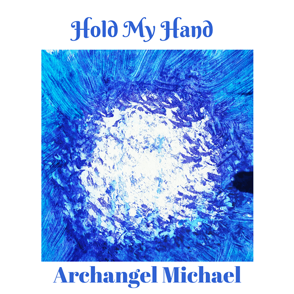 Hold My Hand Angel Card