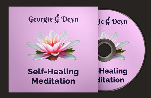 Self-Healing Meditation Mockup